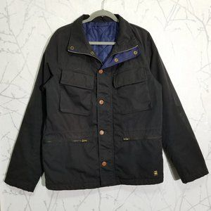 G-Star Raw CL New Tracking Short Utility Jacket